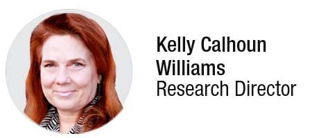 Kelly J. Calhoun Williams Research Director at Gartner
