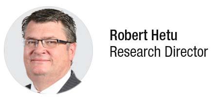 Robert Hetu Research Director at Gartner