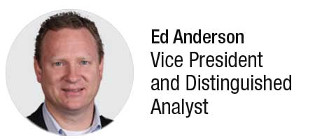 Ed anderson, vice president and distinguished analyst at Gartner weighs in on Cloud strategy.