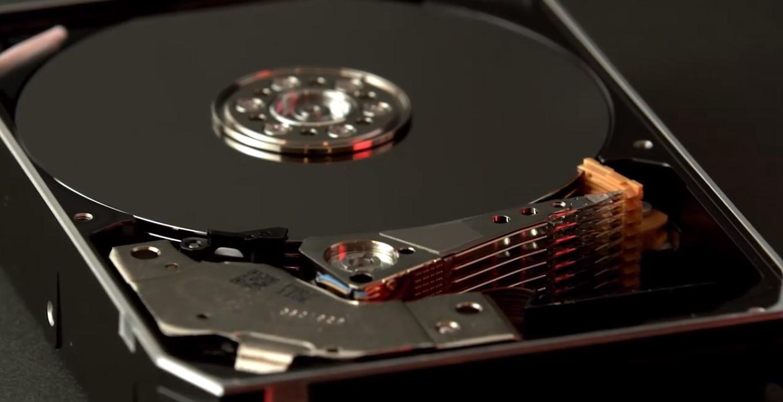 ハードディスクドライブ(HDD)の画像