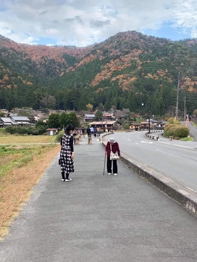 高浜町へ向かう道中の写真③