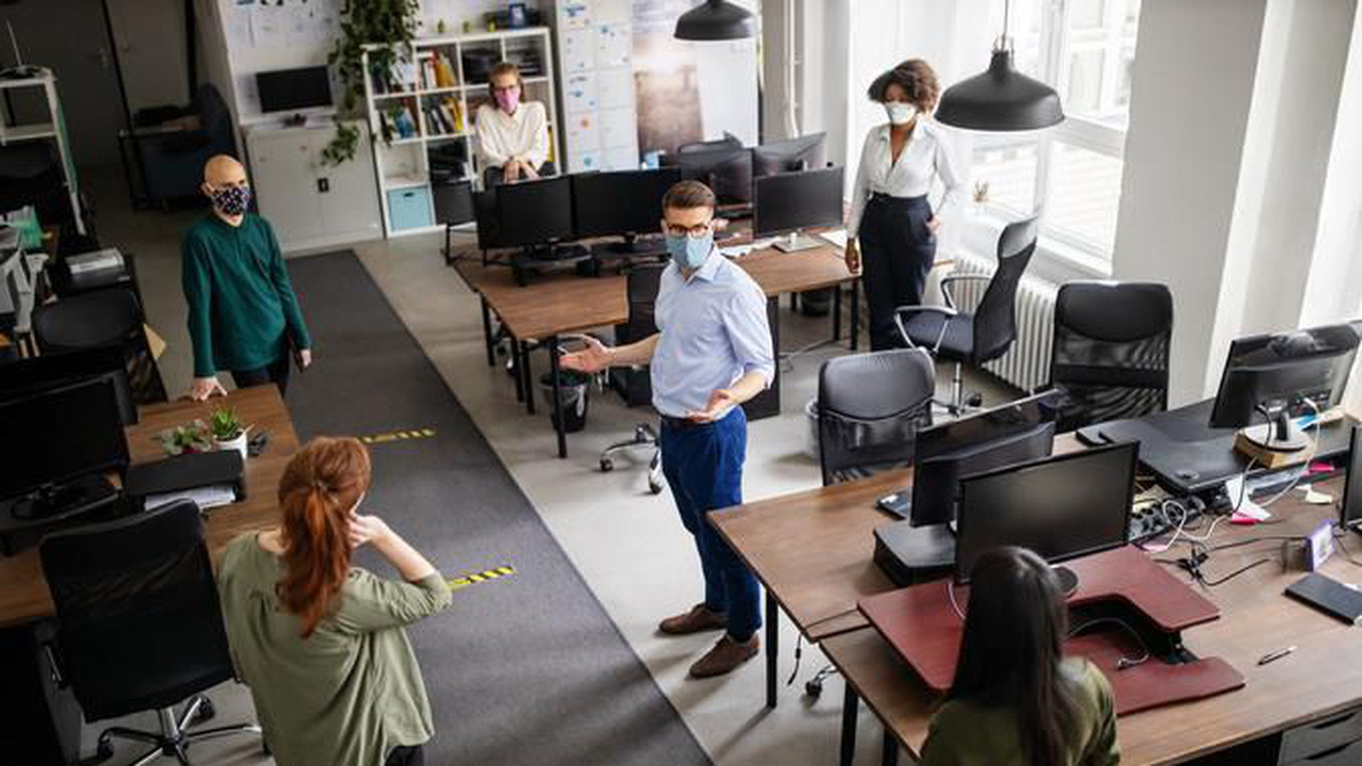 Return To Work 2021: What Will The Post-Pandemic Office Model Look Like?