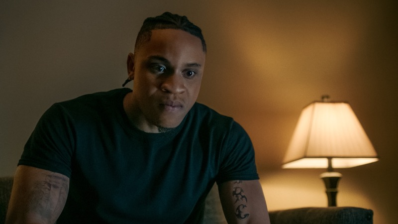"""Rotimi as Andre """"Dre"""" Coleman in Power on Starz"""