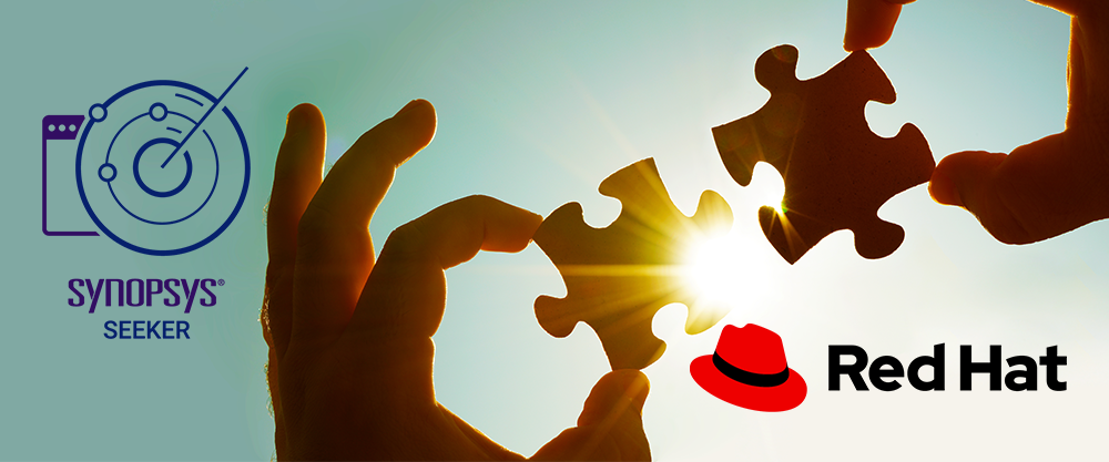 Seeker Red Hat integration   Synopsys