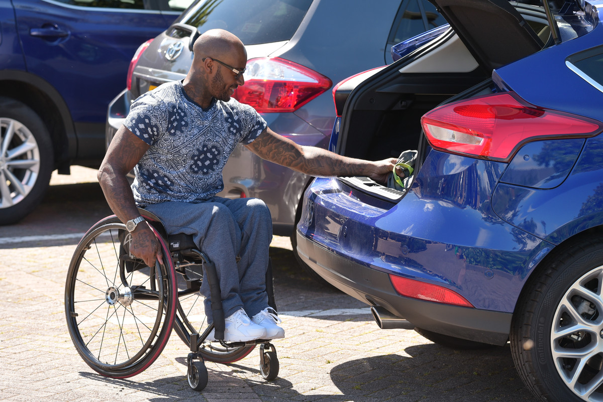 Car boot space must accommodate your everyday mobility equipment