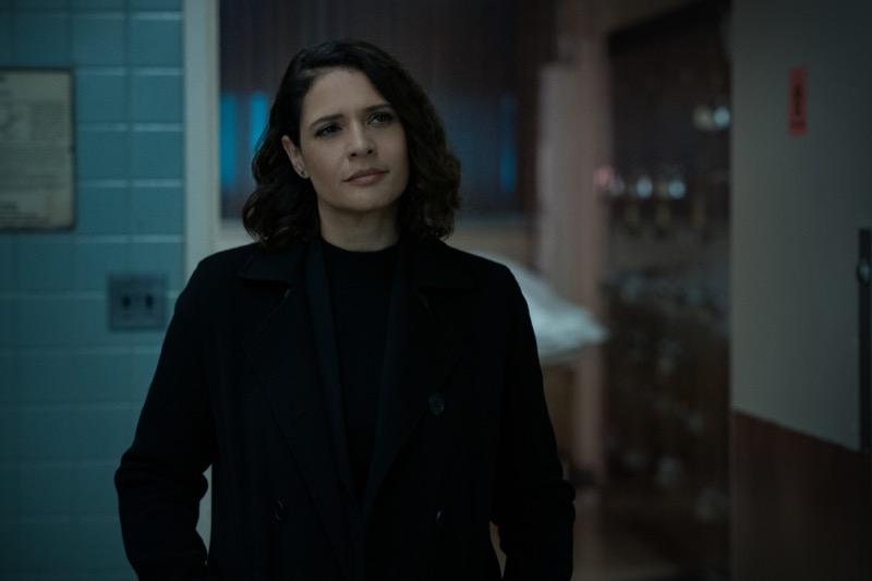 Monique Gabriela Curnen as Blanca Rodriguez in Power on Starz