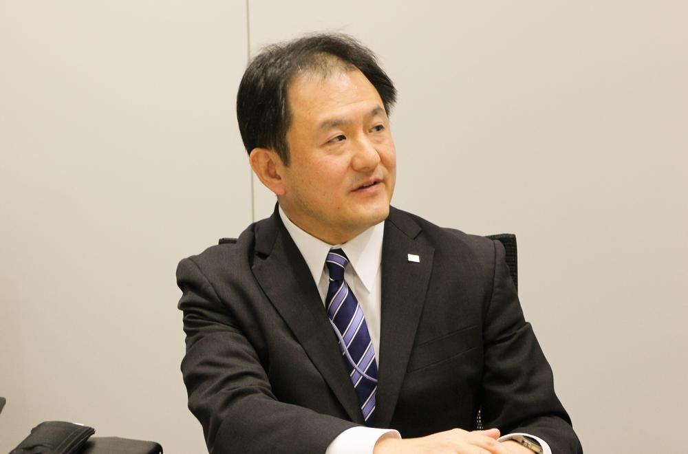 東芝エネルギーシステムズ株式会社・電力流通システム事業部 佐藤純正氏