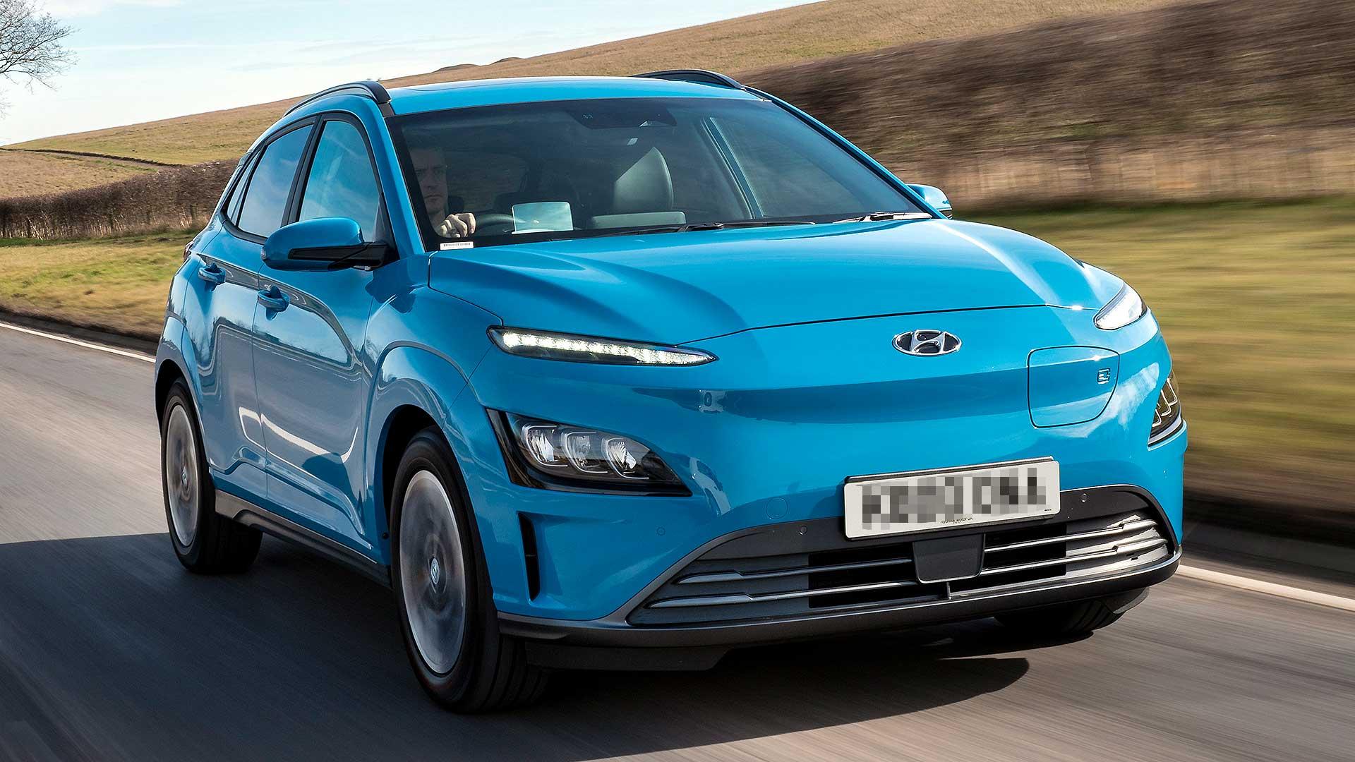 2021 electric car hyundai
