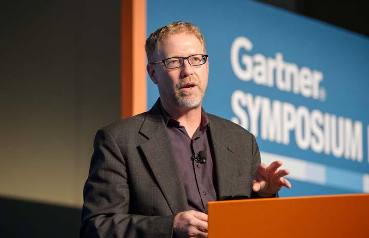 Matthew Cain, Gartner analyst, discusses digital workplace technologies.