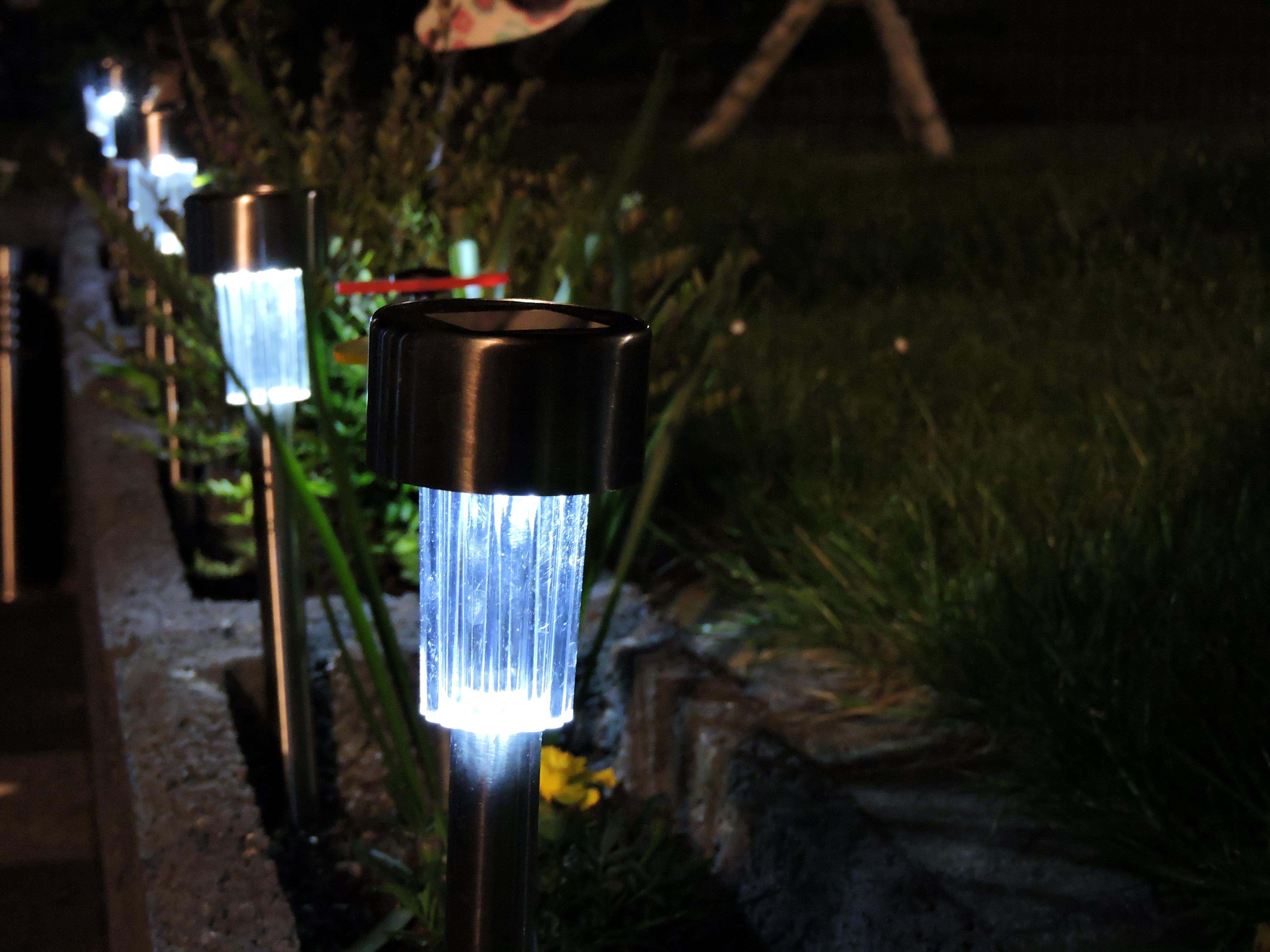 Garden Solar Lamps