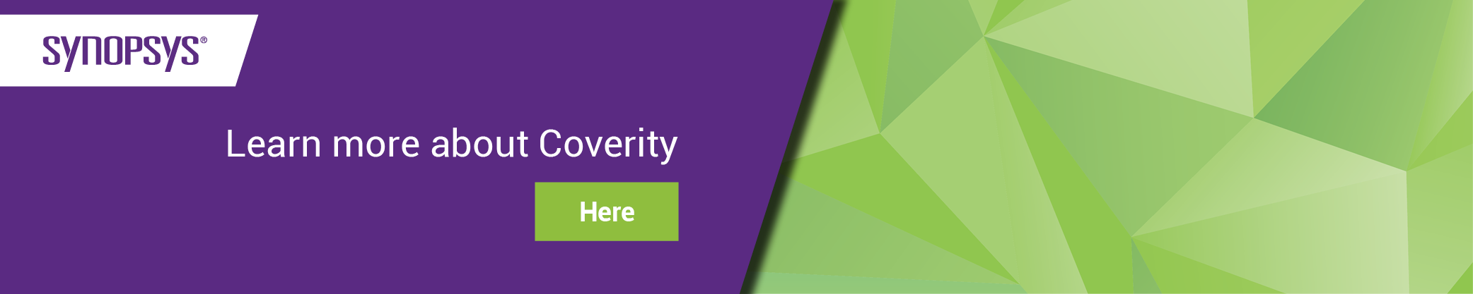 Learn about Coverity | Synopsys