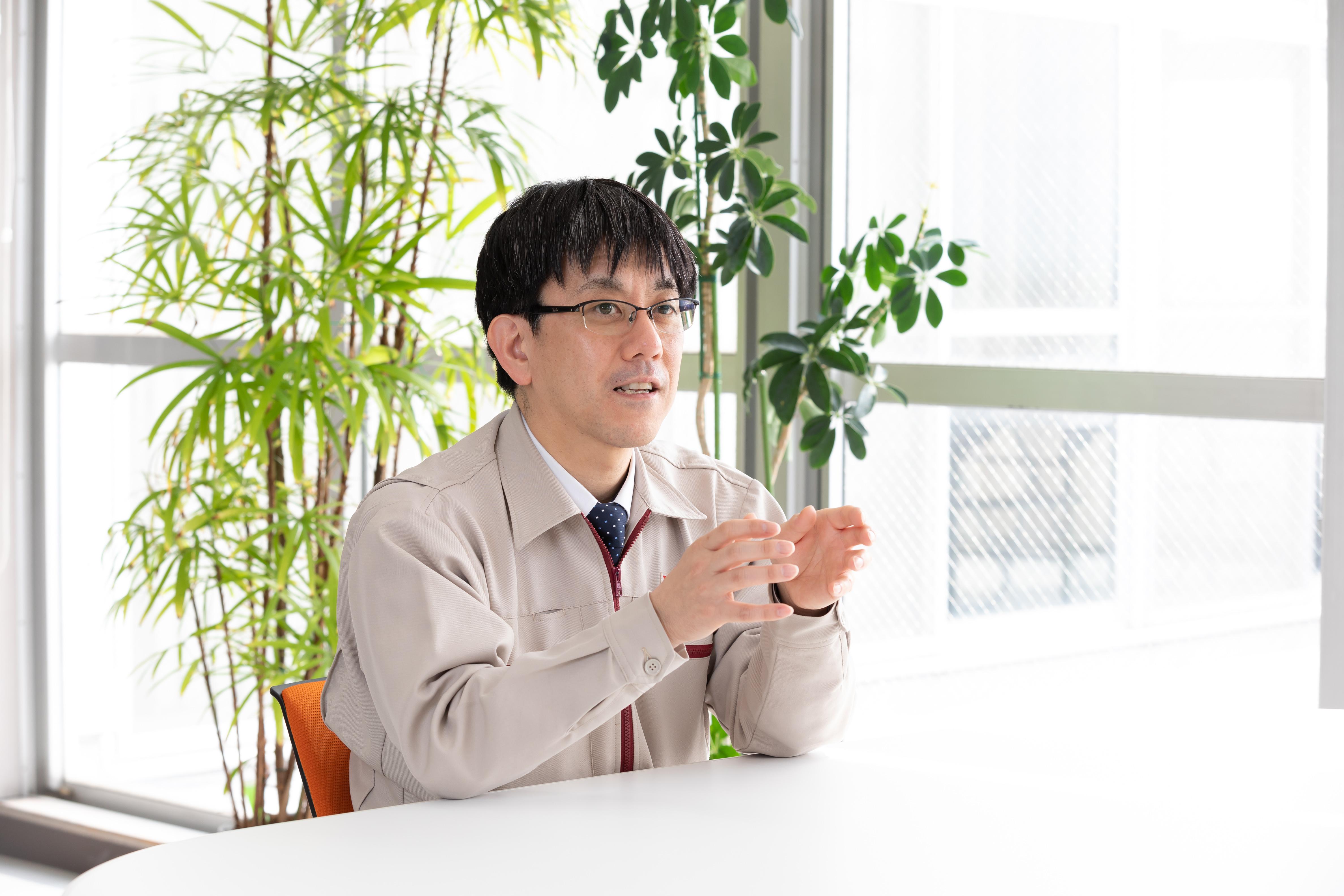 東芝ライテック株式会社 UV技術開発部門 グループ長 田内 亮彦氏