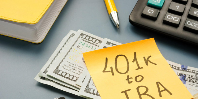 Deciding What To Do With The 401(k)s You Left Behind