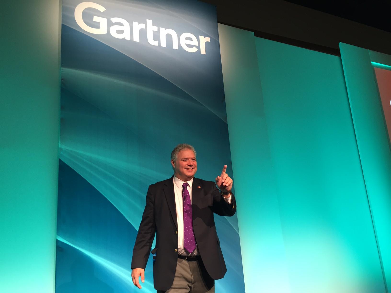 Gartner's Gene Alvarez discusses how organizations will need to adapt their customer experiences over the next 5 years during the Gartner Customer 360 Summit.