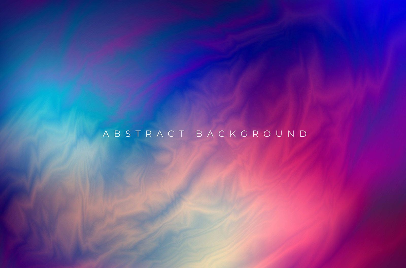 Abstract, multicolored, textured backround