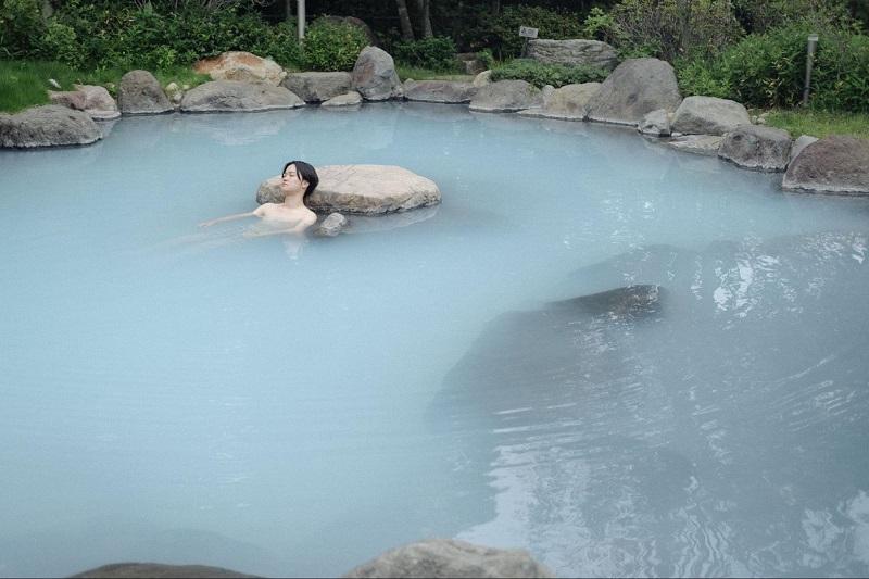 杜の湯リゾート:温泉