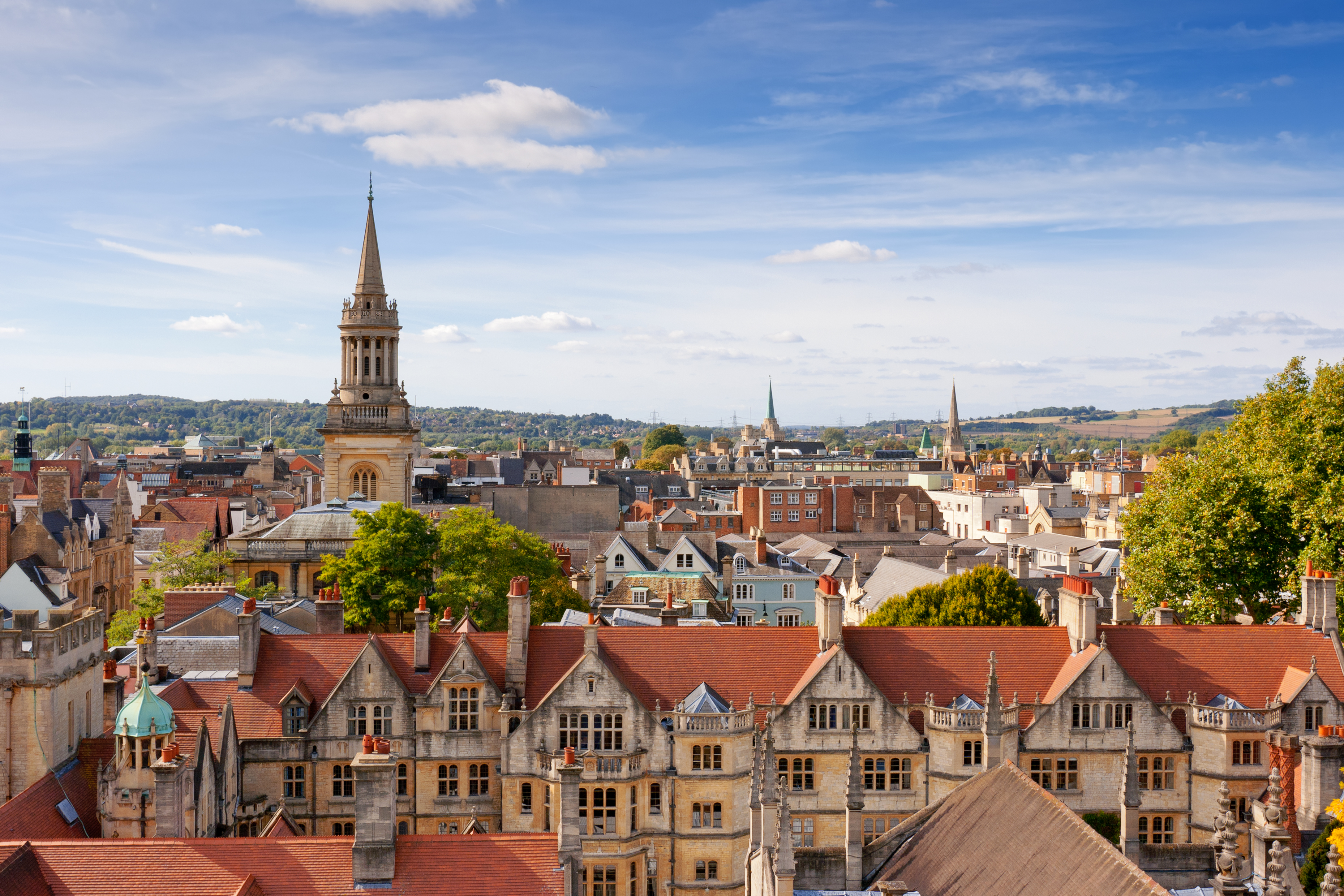 Oxford. UK
