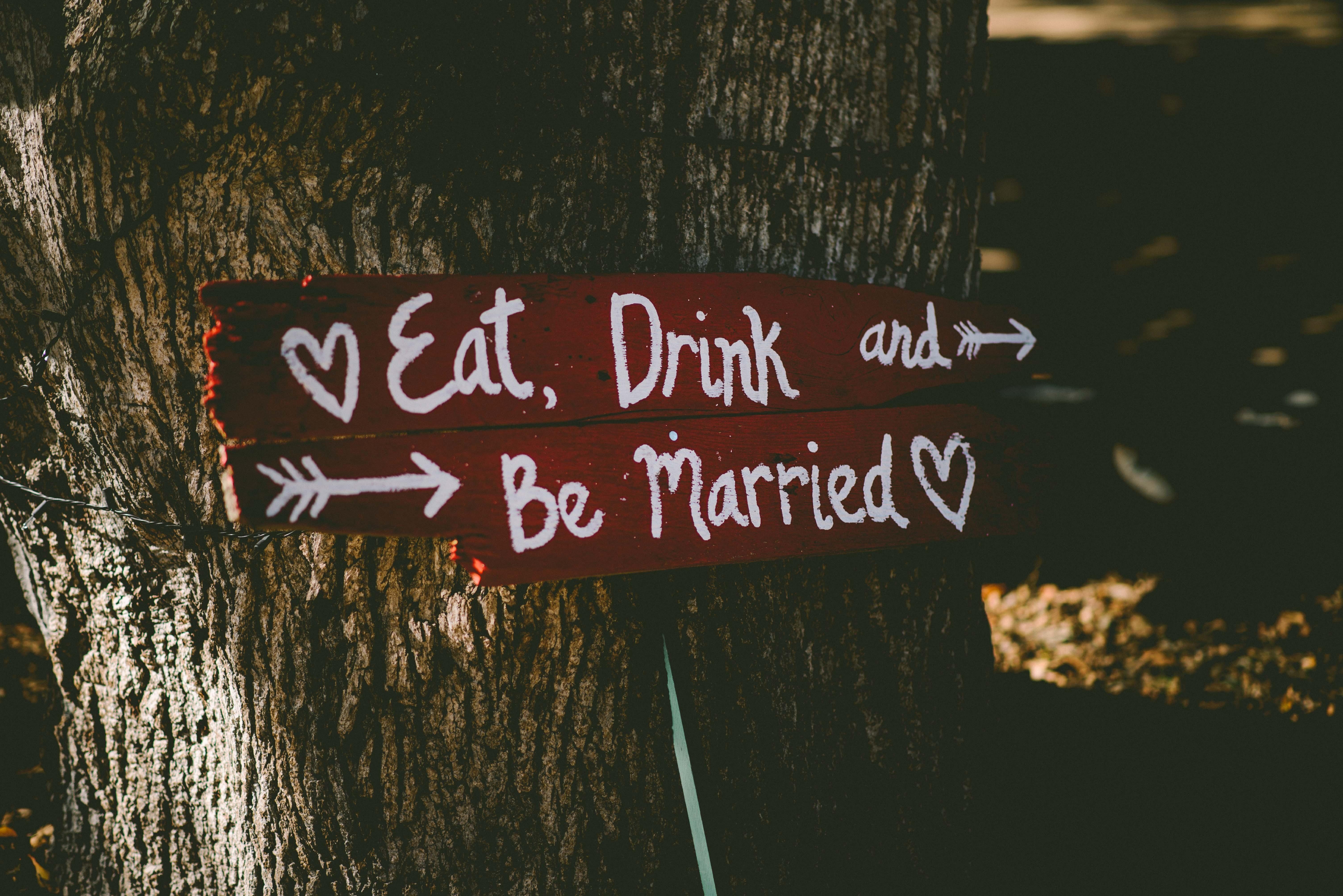 wedding rules