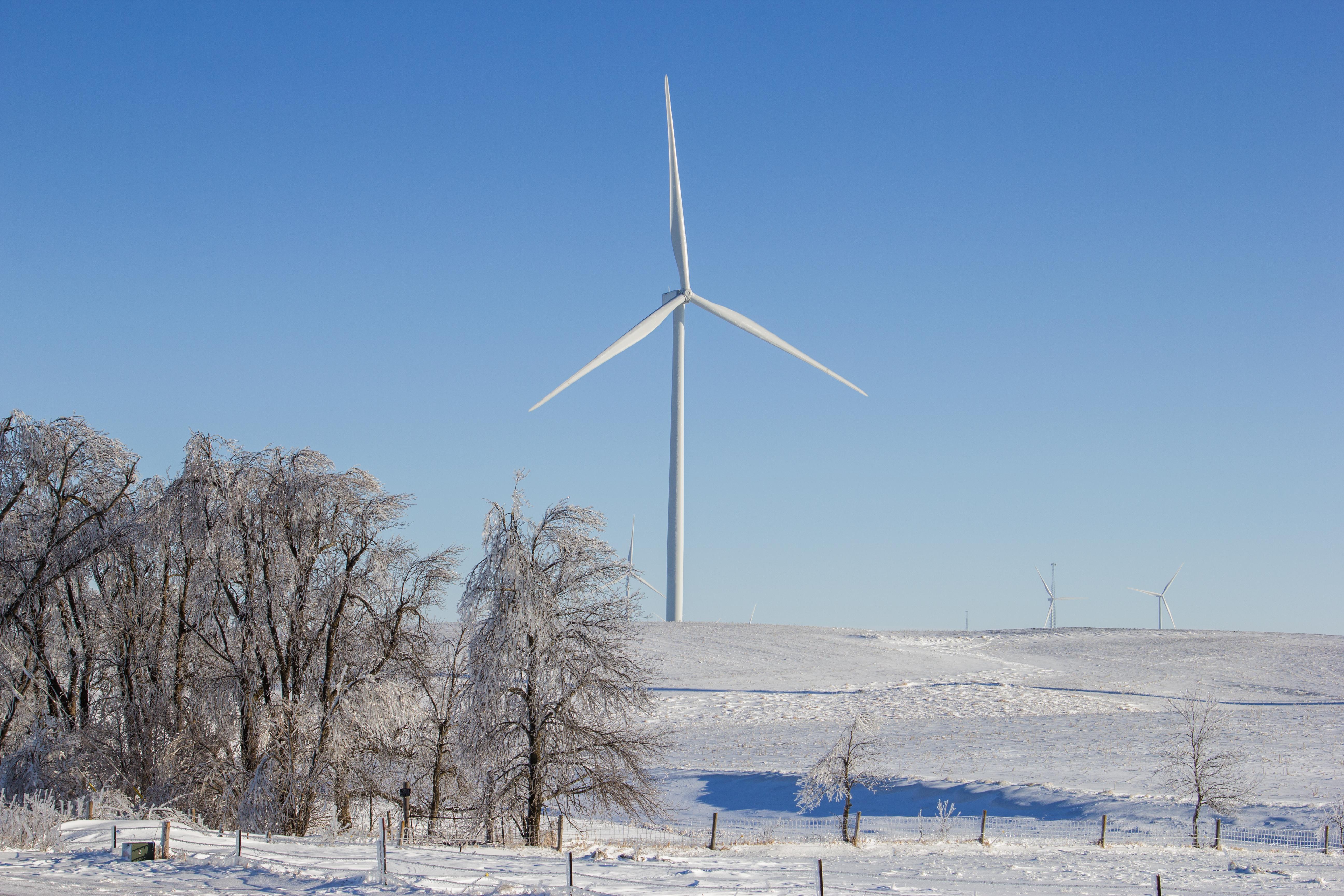 Hilltop Turbine