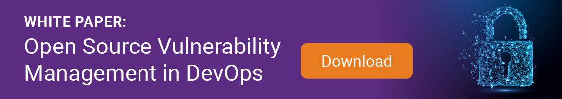 Open Source Vulnerability Management in DevOps | Synopsys