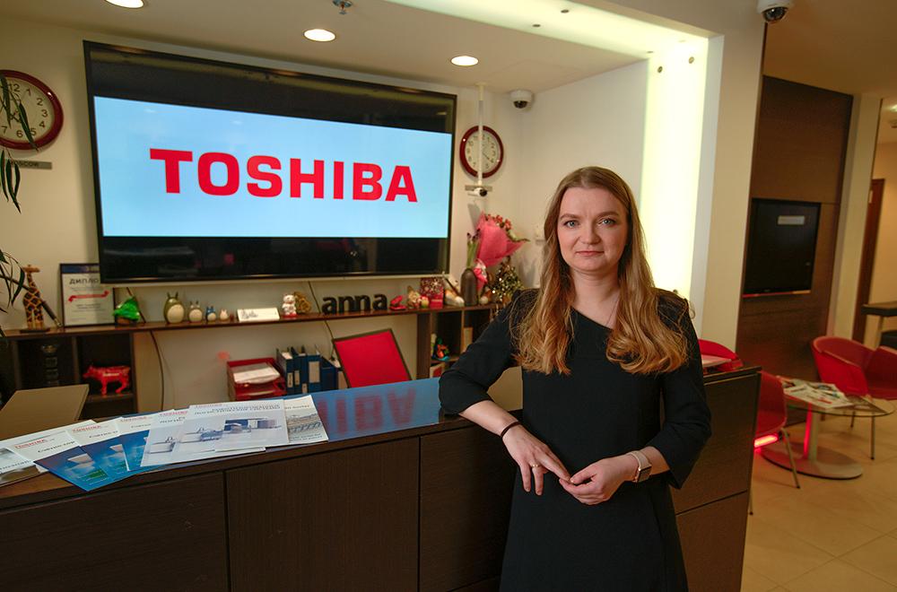 Svetlana Illarionova at work 4