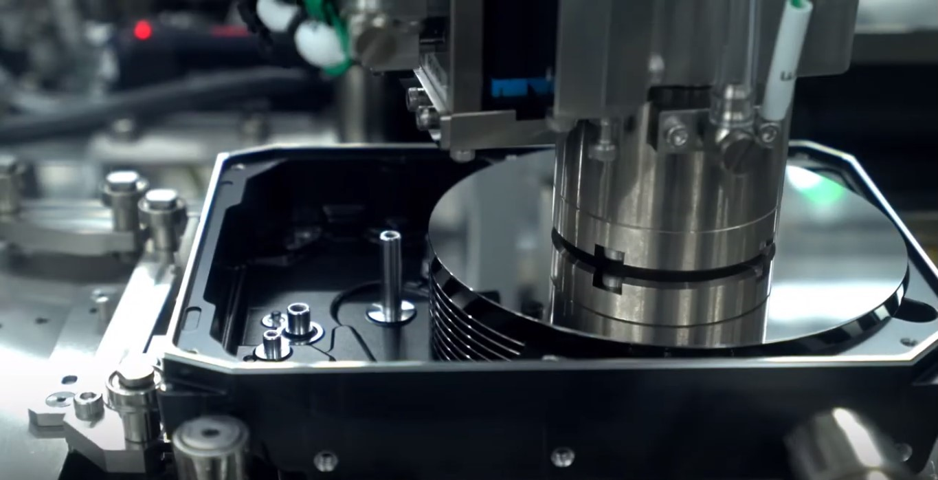 Manufacturing process of Hard Disk Drives