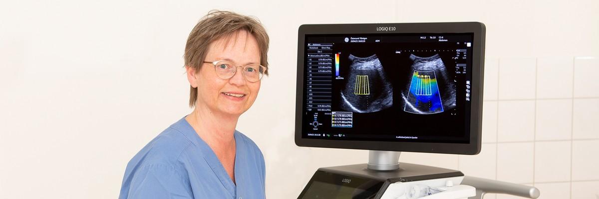UGAP LOGIQ-E10 GE Healthcare - Östersund Hospital Marie Byenfeldt