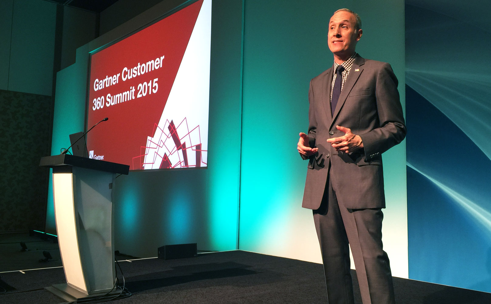 Gartner's Don Scheibenreif says to put customers at the center of innovation.