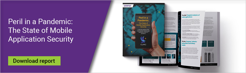 State of Mobile Application Security report | Synopsys
