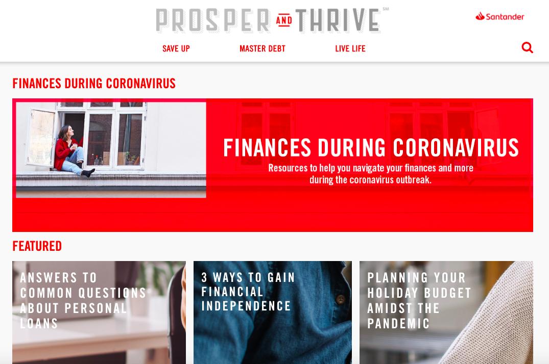 Santander-Prosper-and-Thrive-Content-Hub