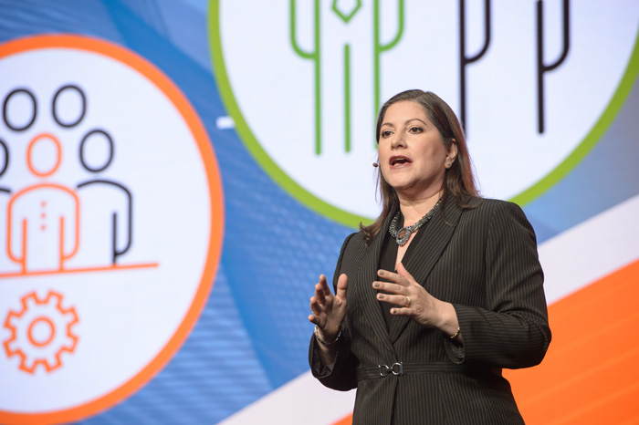 Tina Nunno, vice president and research Fellow, said three scale accelerators are key to speeding through the trough of disillusionment outlined in the opening keynote at the Gartner Symposium ITxpo