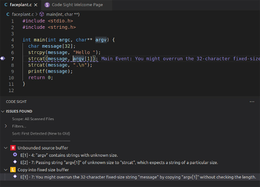 Code Sight IDE plug in | Synopsys
