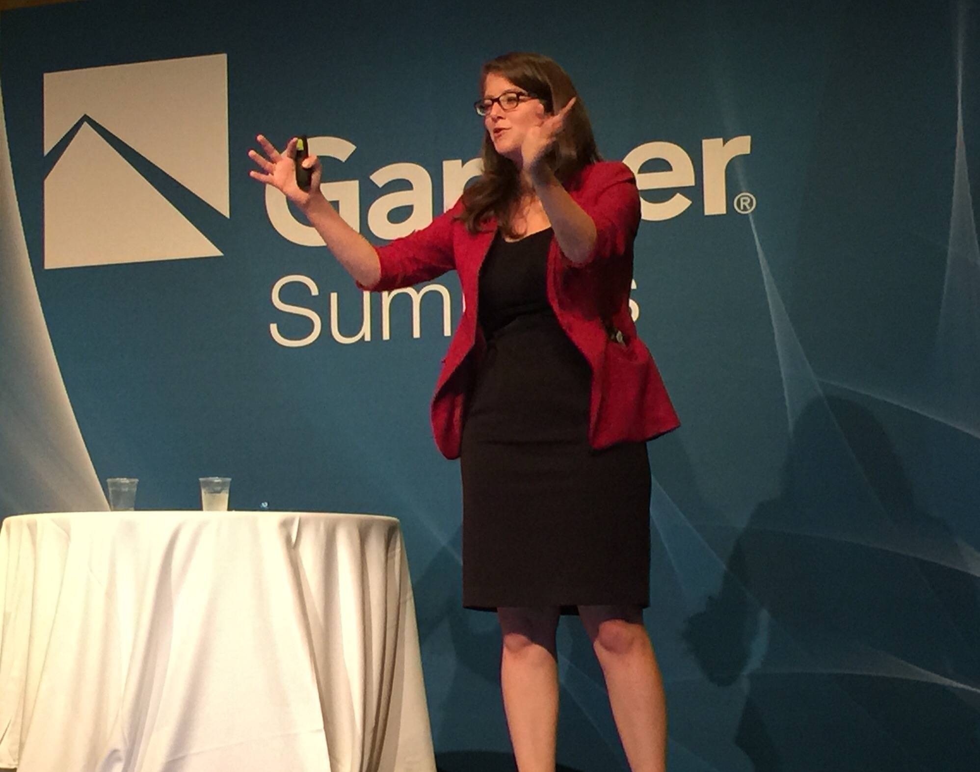 Speaking at the Gartner Customer 360 Summit, Gartner's Jenny Sussin explains that in digital business  it's critical for organizations to make meaningful customer touchpoints.