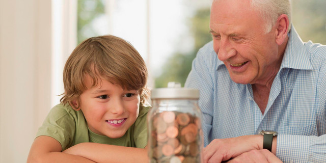How Parents & Grandparents Can Help Fund A Child IRA