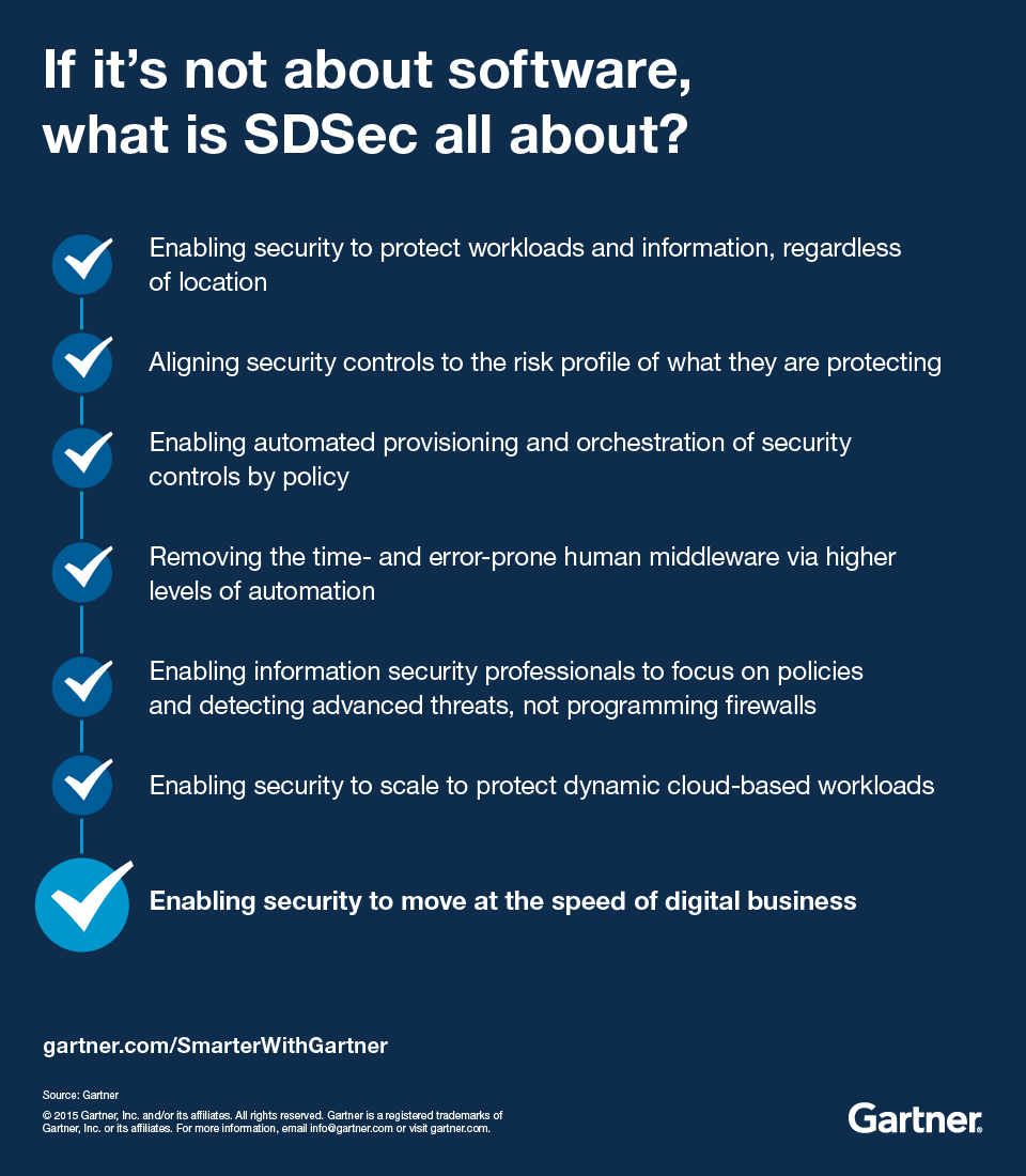 What is SDSec All About?